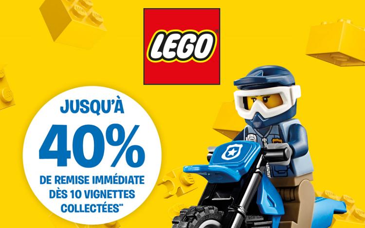 Calendrier De L Avent Lego Star Wars Carrefour.Vignettes Carrefour Lego 40 De Reduction Sur Les Jouets