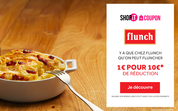 Vente Privee Flunch 1 Le Coupon De Reduction De 10