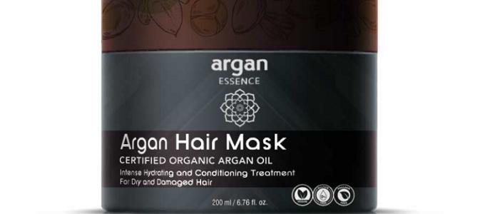 Échantillons gratuits du masque capillaire Argan Essence
