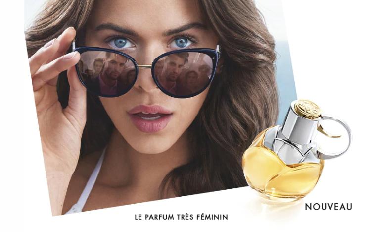 échantillon Gratuit Du Parfum Azzaro Wanted Girl