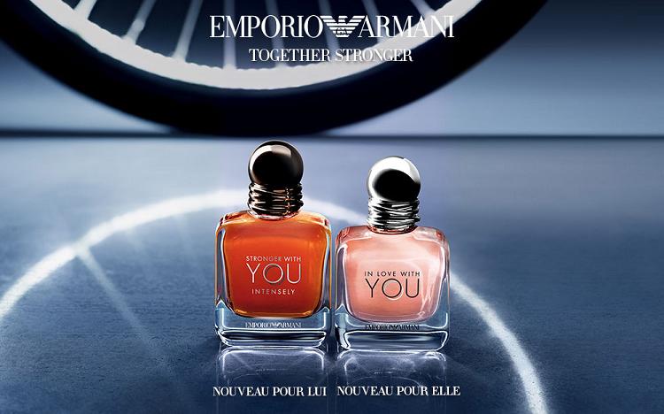 You Elle Des 2 Échantillons Et Gratuits Parfums Armanipour Emporio VqzGSMpU