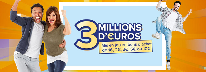 Grand Jeu de la rentrée Carrefour « Le Mois de toutes vos envies » sur www.lemoiscarrefour.com