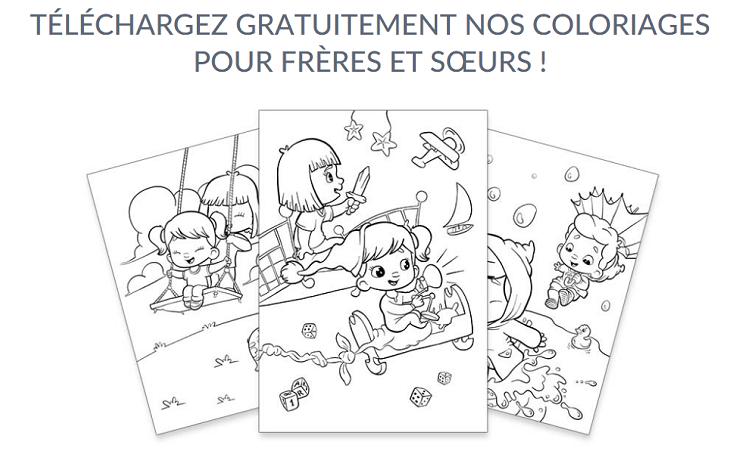 Livre De Coloriage Gratuit Pour Vos Petits Héros