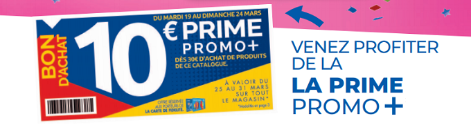 Carrefour Market Bon D Achat De 10 Offert Des 30 D Achat