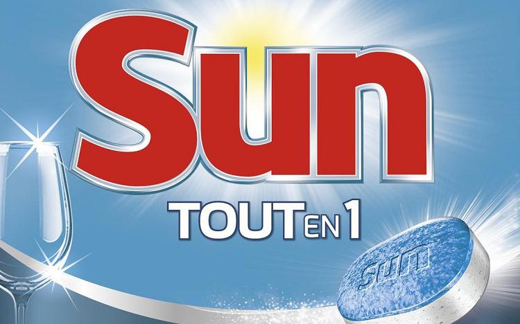 chaussures de sport 35521 35346 Promo Leclerc : pack de 60 tablettes lave-vaisselle Sun Tout ...