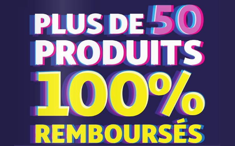 Carte Waaoh Auchan Code Oublie.Auchan 50 Produits 100 Rembourses En Bons D Achat Le 26 Juin