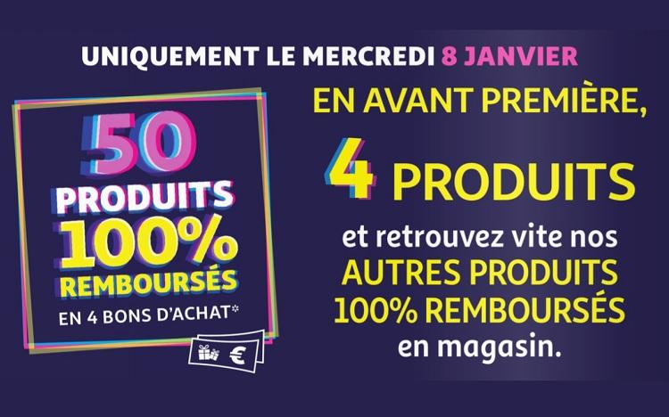 Soldes Dhiver Auchan 50 Produits 100 Remboursés Le 8 Janvier