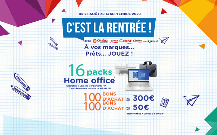 Bon plan: www.clarentree.fr/casino : votre CODE = 1 pack multimédia !